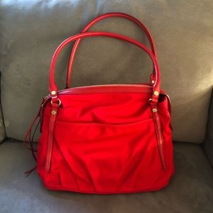 🍒 MZ Wallace Georgie handbag in Cherry red 🍒